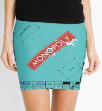 Monopoly Board Mini Skirt