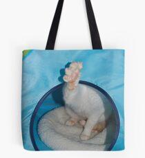 Cat Power! Tote Bag