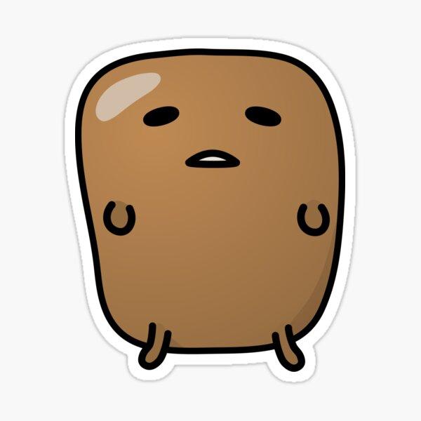 Jagaimo The Potato - In Need For Hugs! Sticker