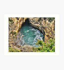 Great Hole Art Print