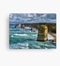 The Apostles HDR Canvas Print