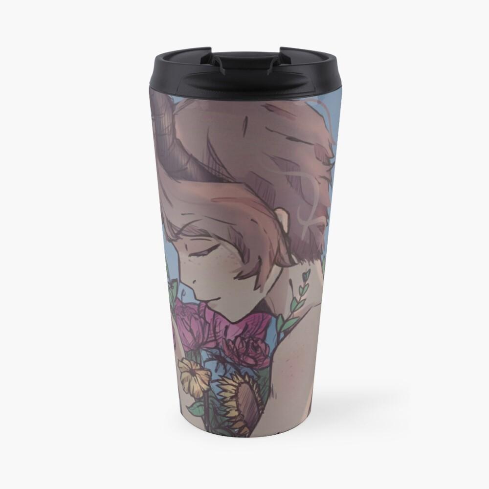 mstical mythical Travel Mug