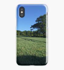 Field near Coleshill, Berkshire iPhone Case