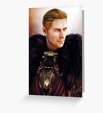 Commander Cullen Greeting Card