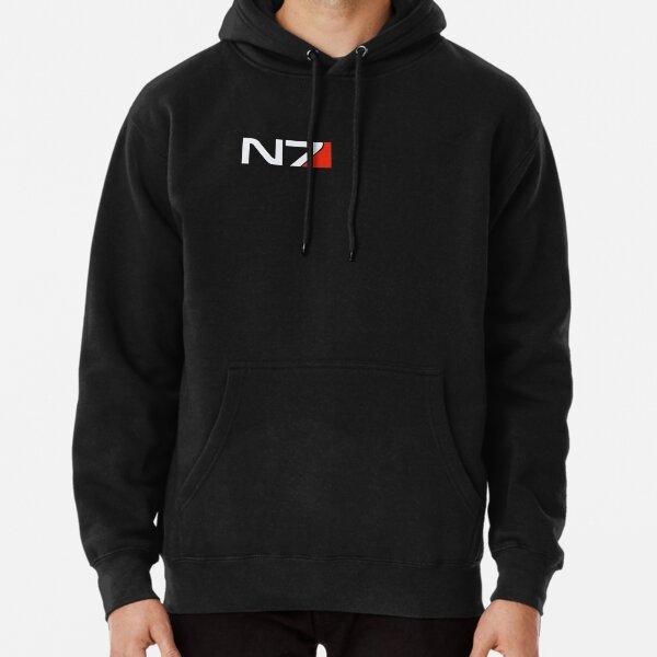 Emblème N7 Sweat à capuche épais