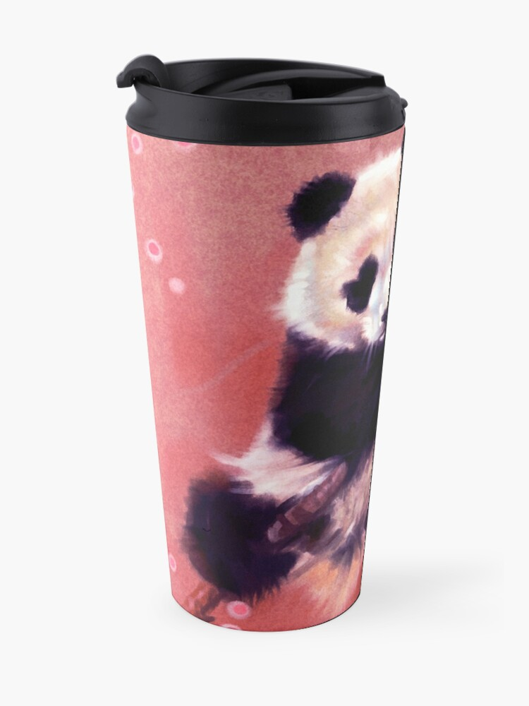 Alternate view of Panda Travel Mug
