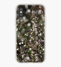 Winter-bleached Heather iPhone Case