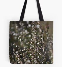 Winter-bleached Heather Tote Bag