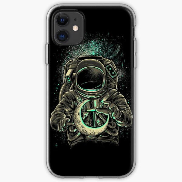 Moon Keeper iPhone Soft Case