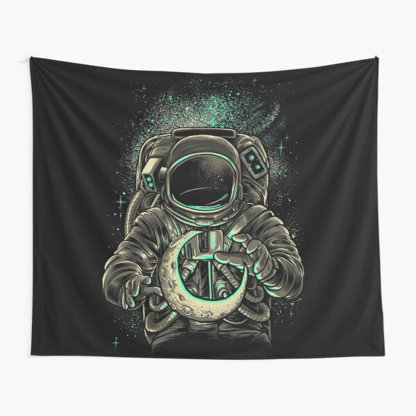Moon Keeper Tapestry