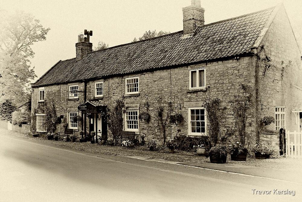 Coxwold Tea Rooms  by Trevor Kersley