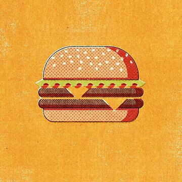 FAST FOOD / Burger by danielcoulmann