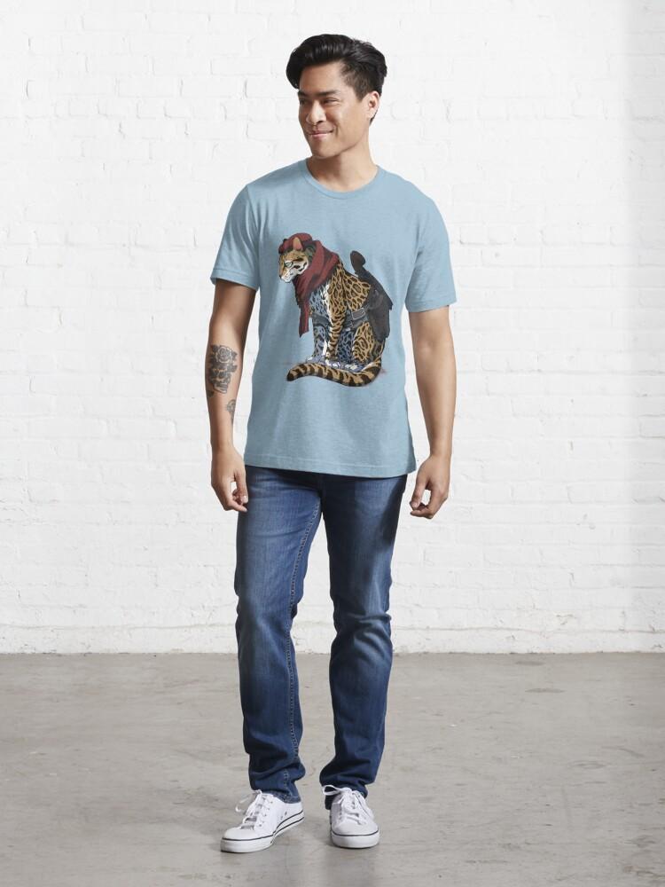 Alternate view of Revolver Ocelot Essential T-Shirt