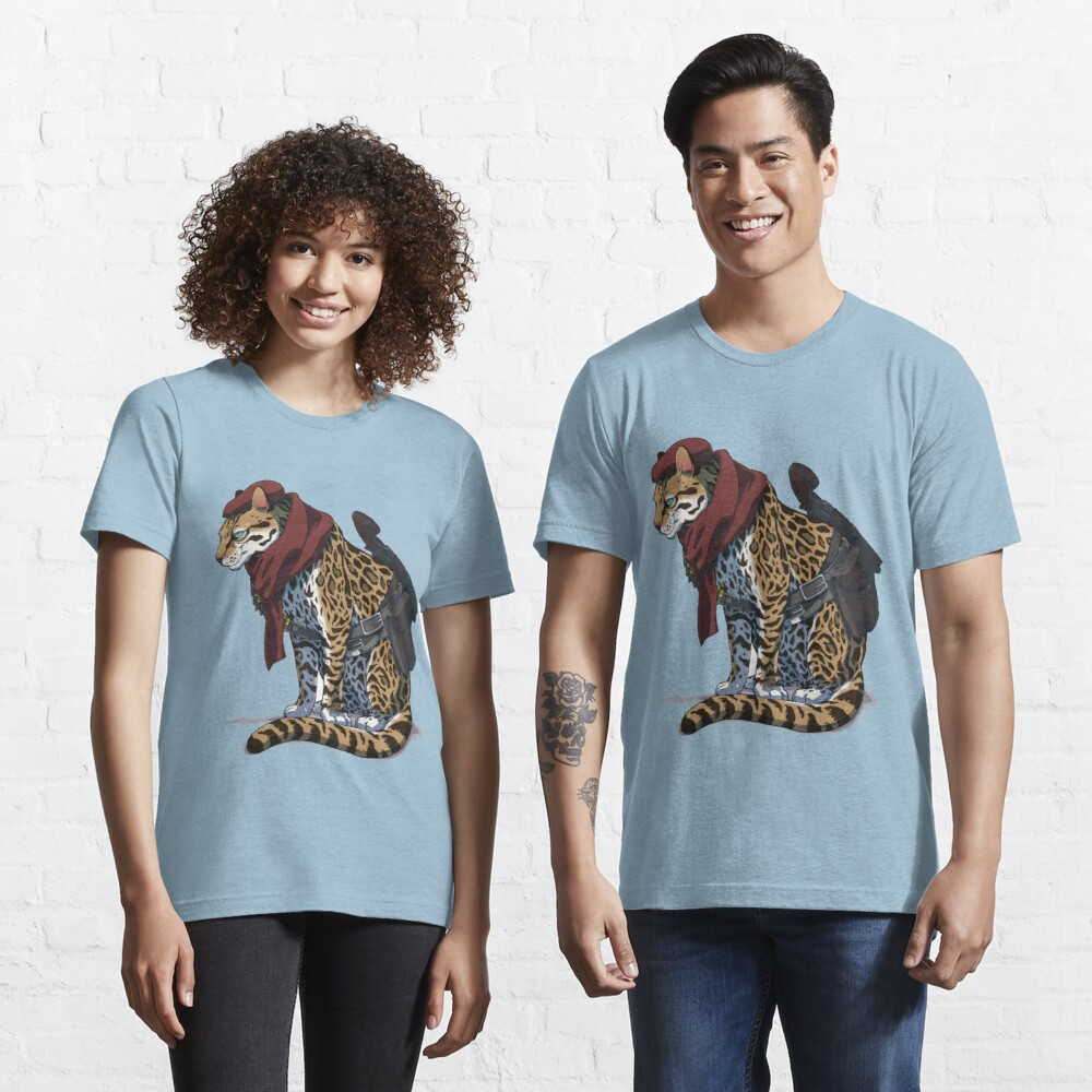 Revolver Ocelot Essential T-Shirt