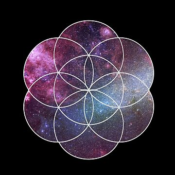 Cosmic Seed of Life by CleoLant