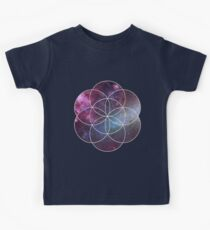 Cosmic Seed of Life Kids Clothes