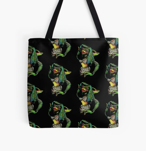 Gremlins Greta All Over Print Tote Bag