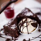 Decadent Brownie by HeatherEllis