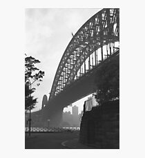 Under the Sydney Harbour Bridge Photographic Print