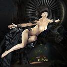Night Wind by Yuliya Art