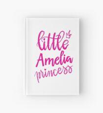 Little Amelia Princess Amelia Mein Name ist Amelia! Notizbuch