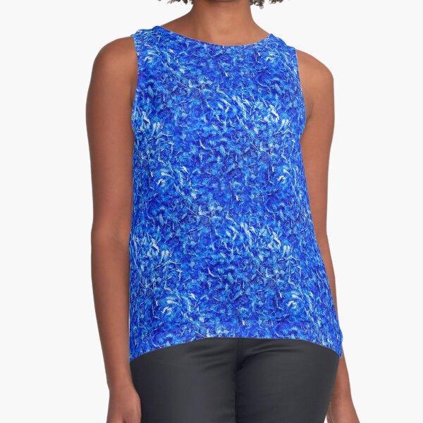 Lumia Ice Blue 2 Sleeveless Top