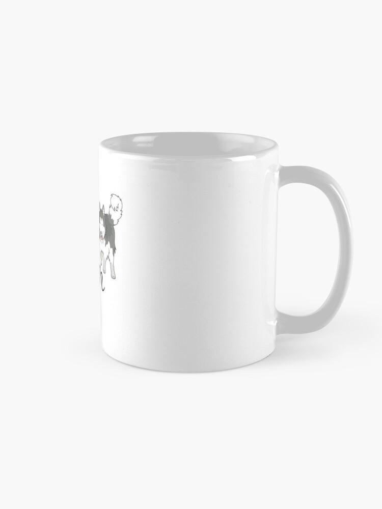 Alternate view of Husky Mom Mug