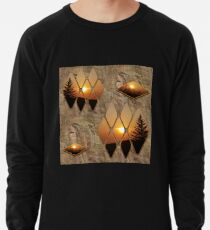Evening Glow Lightweight Sweatshirt