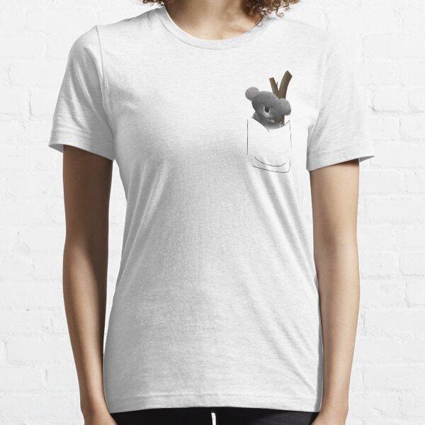 Koala en tu bolsillo Camiseta esencial