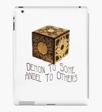 Demon To Some, Angel to Others iPad Case/Skin