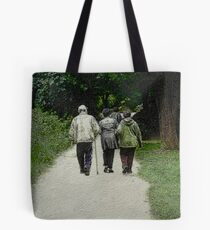 Nicolo & Grace Tote Bag