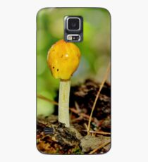 Yellow Cap Case/Skin for Samsung Galaxy