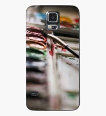 Funda/vinilo para Samsung Galaxy Painting