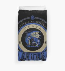 AZURE RATHALOS - LIMITED EDITION Duvet Cover