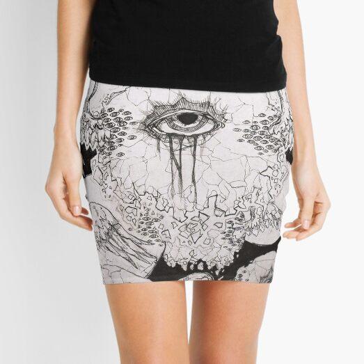 Anxiety Mini Skirt