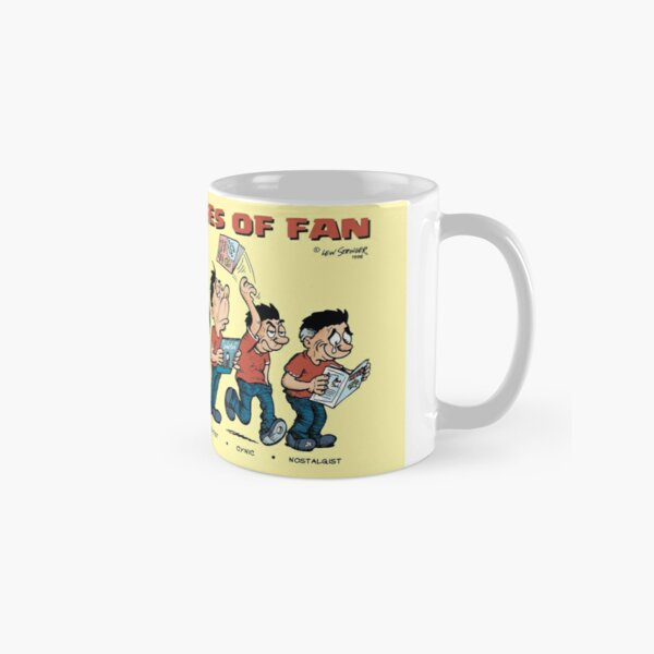 The Seven Ages of Fan Classic Mug