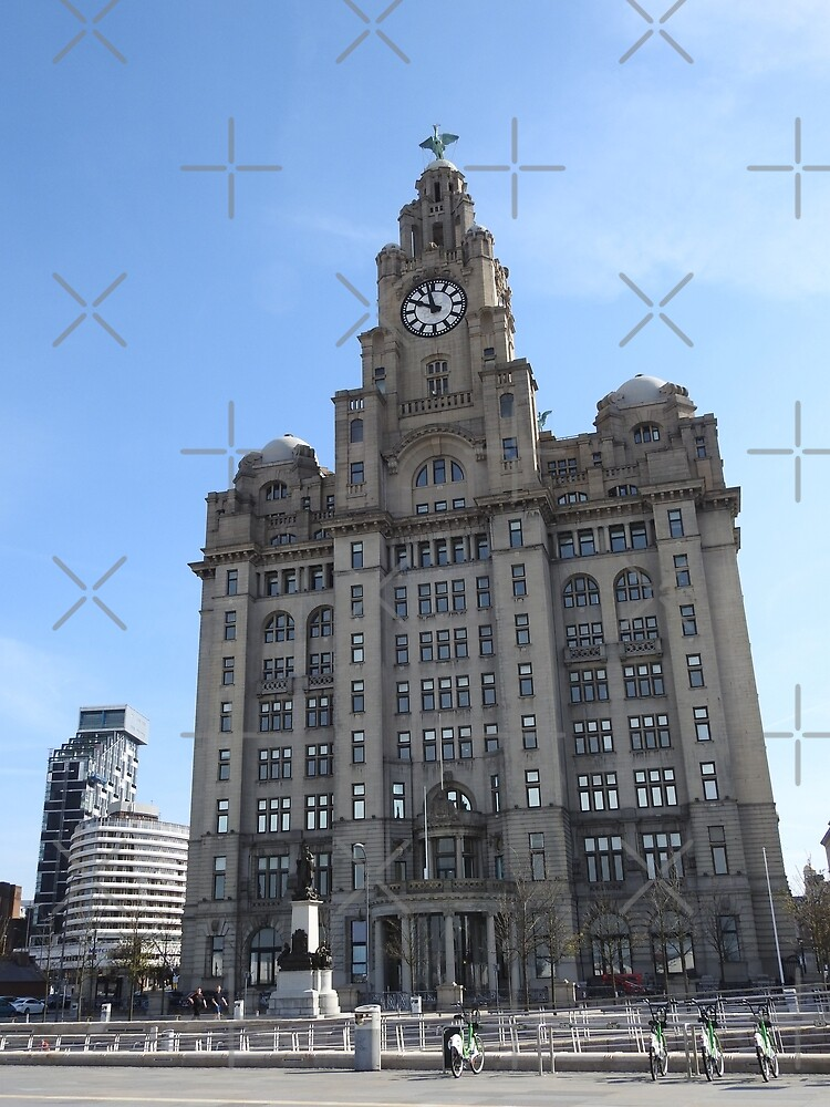 Liverpool Liver Building Photo by tribbledesign
