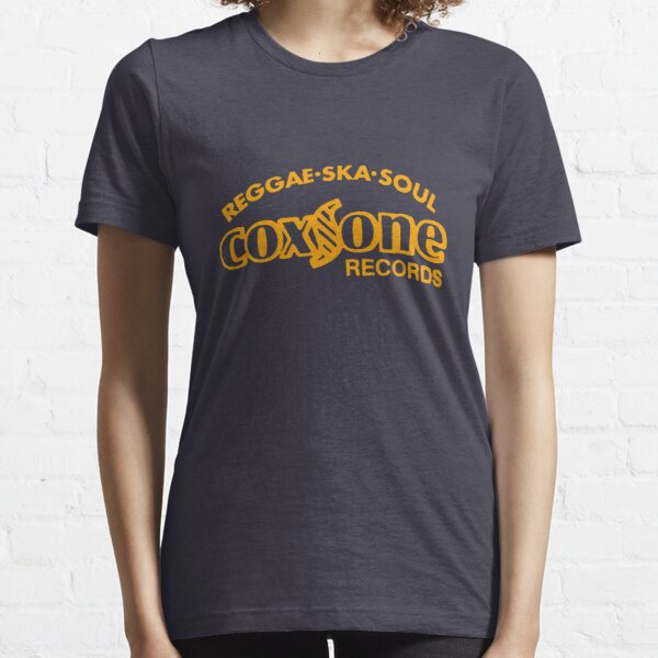 Reggae Ska Soul Records Essential T-Shirt