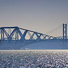 Sailing By Bridges by Andrew Ness - www.nessphotography.com