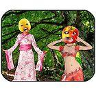 «Forest Fruit Head Girls» de JoelCortez