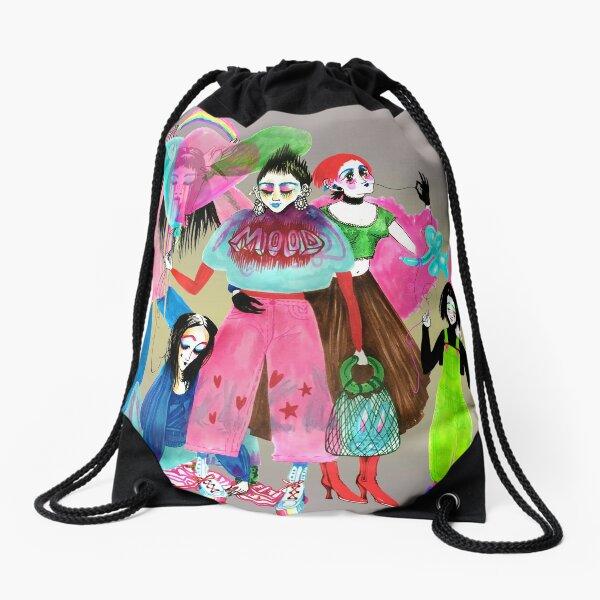 Ladies Drawstring Bag