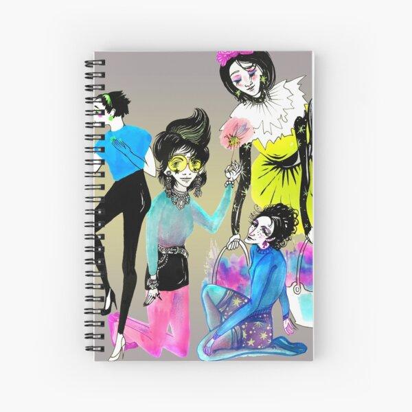 Ladies Spiral Notebook