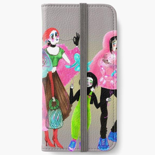 Ladies iPhone Wallet