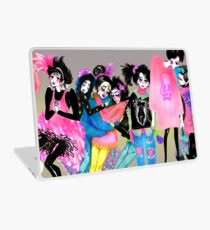 Ladies Laptop Skin