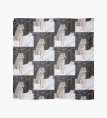 Arctic Wolf Pup Scarf