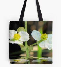Swamp Flower Tote Bag
