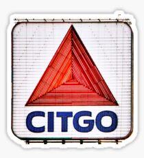 Citgo Sticker