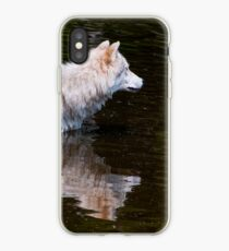 Arctic Wolf iPhone Case