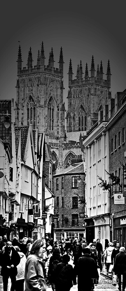 York Minster by TheStand