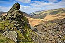 The Howitzer, Helm Crag - Grasmere, Cumbria by David Lewins
